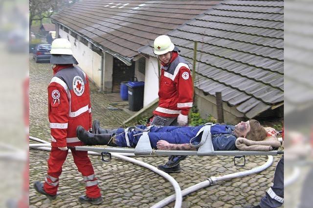 Das Rote Kreuz ist 50 Jahre jung