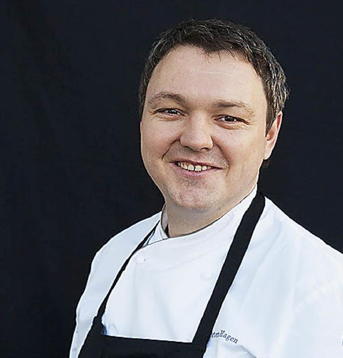 Der Ammolite-Chefkoch Peter Hagen  | Foto: Michael Wissing BFF