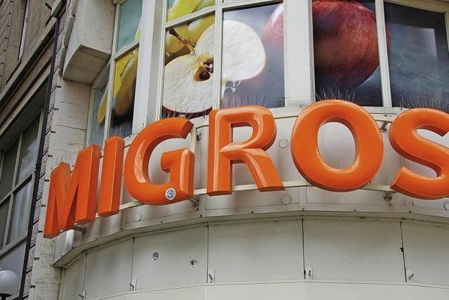 Einkaufstourismus ärgert Migros