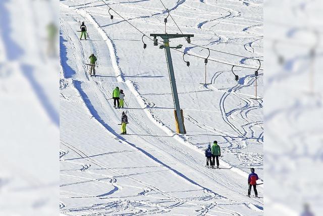 Wintersport ist noch möglich