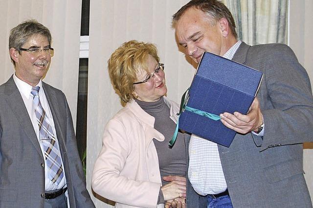 Eckhart Hanser übernimmt das Zepter beim CDU-Stadtverband