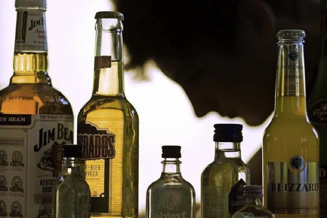 Testkäufe für Alkohol