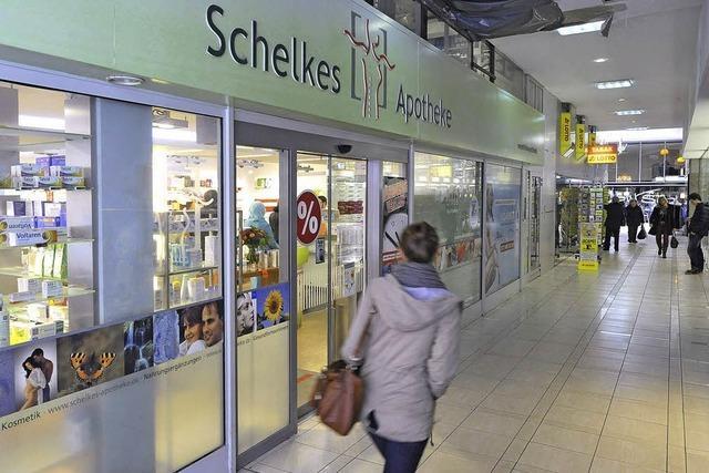 Schelkes Apotheke im Bursengang schließt nach 34 Jahren