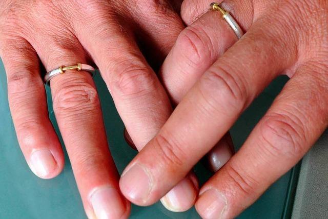Junge Union debattiert über Homo-Ehe