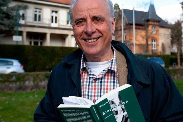 Krimi-Autor Roland Weis über Bierleichen und Revolutionäre