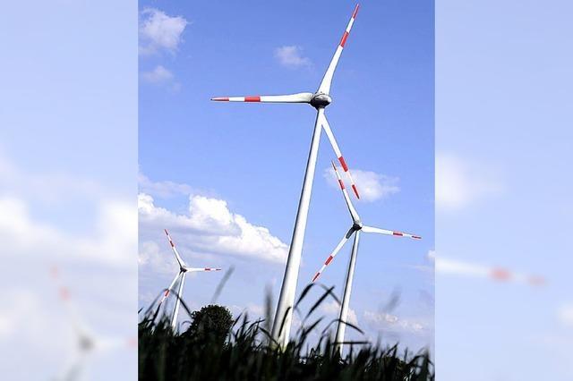 Kaum Standorte für Windräder absehbar