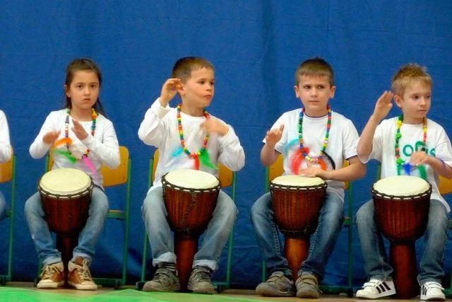 Musikschüler zeigten ihr Können