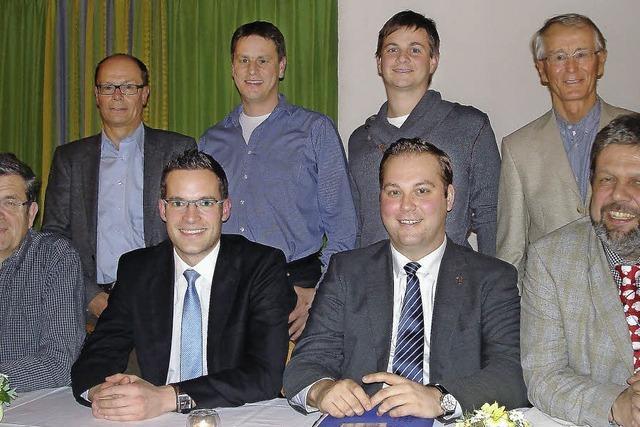 Neuer Vorstand für Bonndorfer CDU