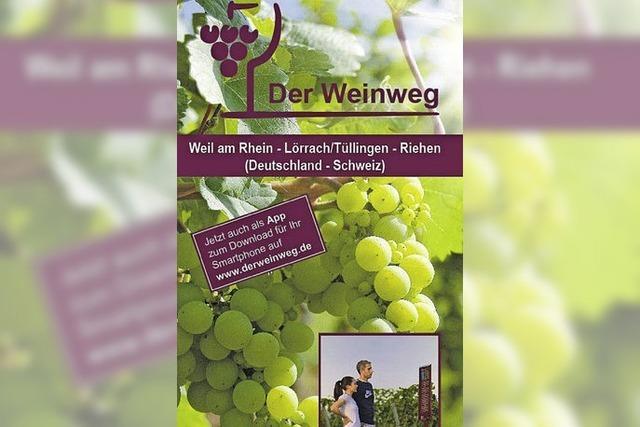 Neuer Führer zum Weinweg