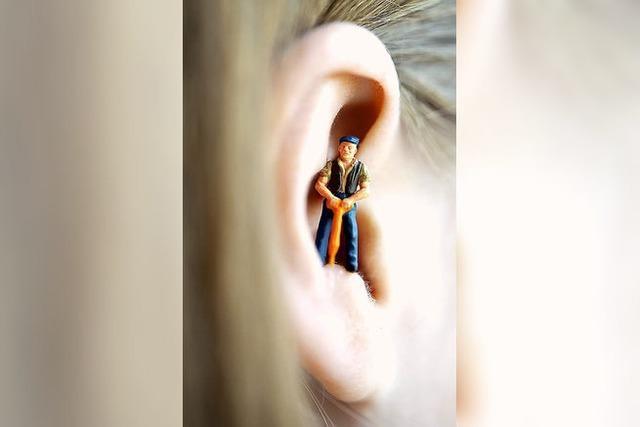Gehörlose und schwerhörige Kinder sollen die Welt ein bisschen besser verstehen