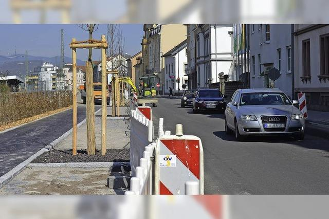 Belchenstraße wird voll gesperrt