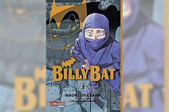 Billy Bat: Der Zeichner und die Fledermaus