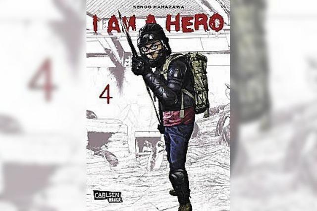 I am a Hero: Der Zeichner und die Zombies