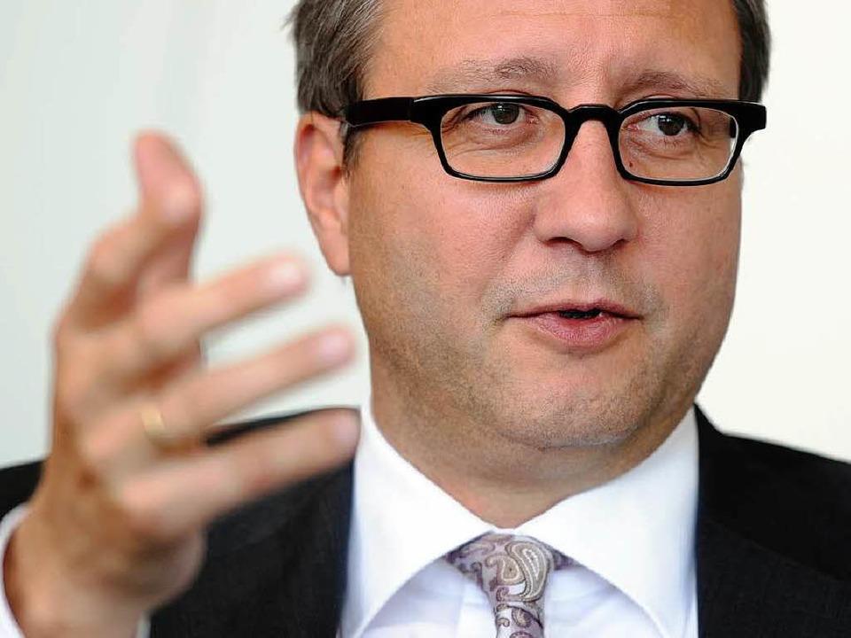 Unverfänglich:  Andreas Voßkuhle, der ...ch eingehalten werden sie nicht immer.  | Foto: dpa