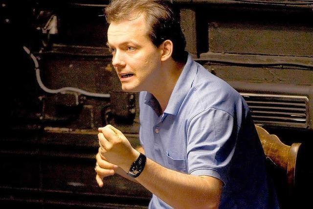 Dirigent Andris Nelsons: