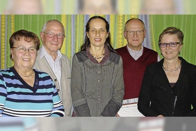 CDU ehrt treue Mitglieder