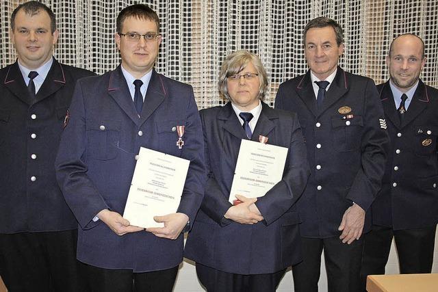 Feuerwehr wünscht neue Drehleiter