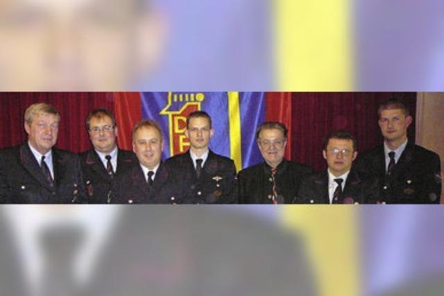 Die Feuerwehren meisterten 70 Alarmierungen bravourös