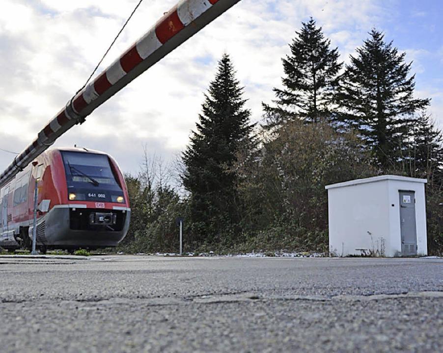 Weitere Verspätungen im Zugverkehr gab es am Montag.    Foto: krug