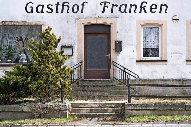 Wirtshaussterben in Bayern