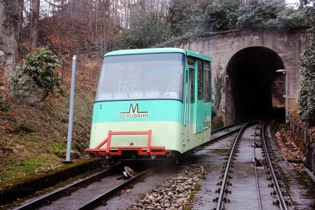 Baden-Badens Merkurbahn wird 100 Jahre alt