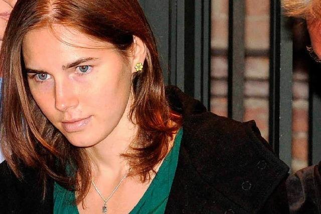 Gericht hebt Amanda Knox' Freispruch auf