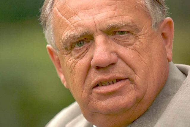 Gustav-Adolf Haas ist im Alter von 77 Jahren gestorben