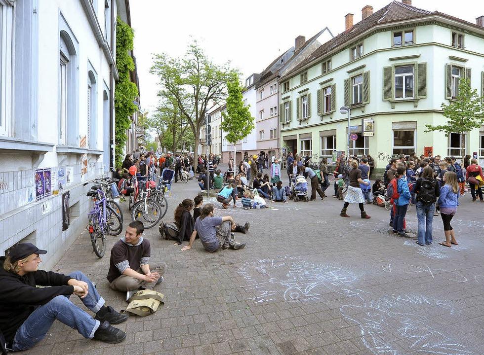 Schwieriges Pflaster: Wer darf wie und wo den 1.Mai feiern?   | Foto: Bamberger
