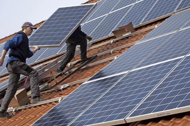 Netzwerk für Energiewende