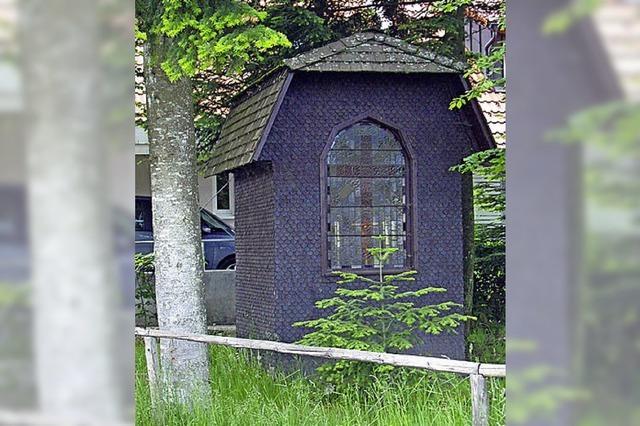Aufbaupläne für Michaelskapelle