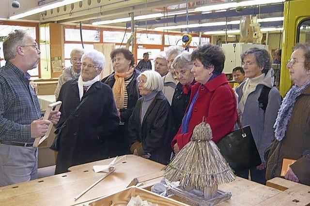 Frauentreff besucht das St. Josefshaus in Herten