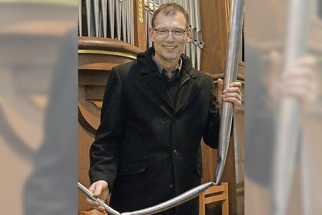 St. Josef zieht alle Register