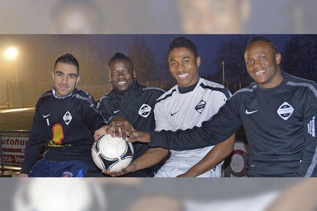 Afrika belebt den FC Steinen
