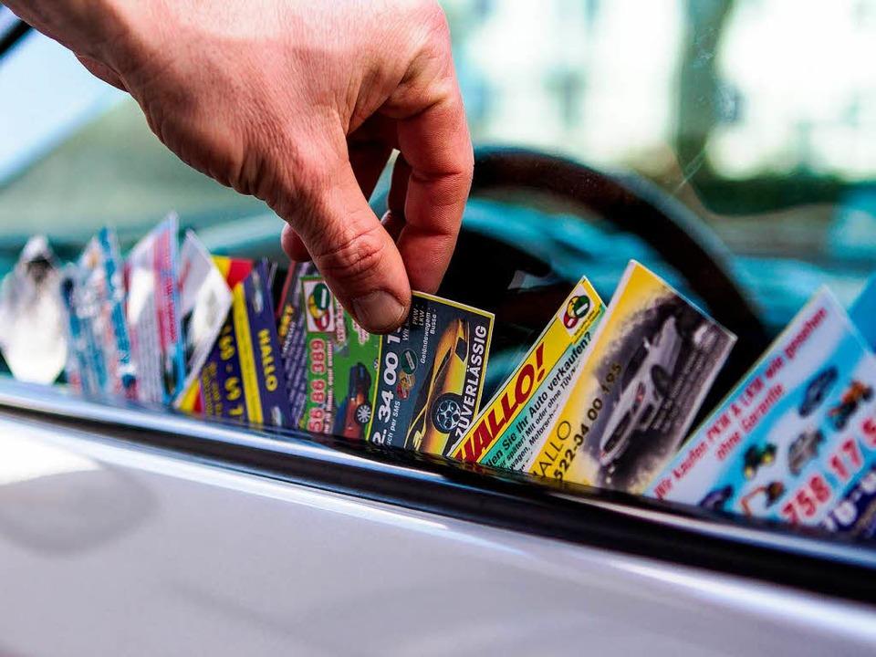 Auto Verkauf Via Visitenkarte Das Kann Sich Lohnen
