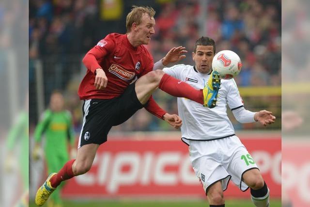 Live-Ticker: SC Freiburg – Borussia Mönchengladbach 2:0