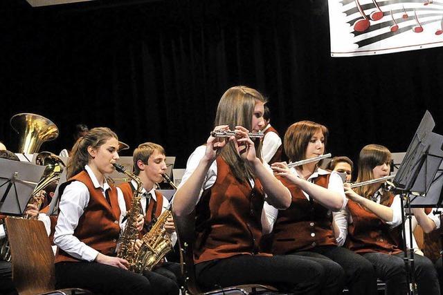 Viel Applaus für Musikvielfalt