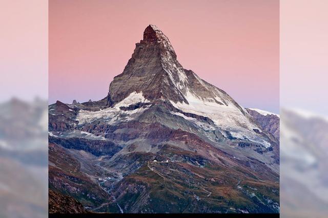 Fotokünstler Jan Geer zeigt Bilder der Schweizer Alpen