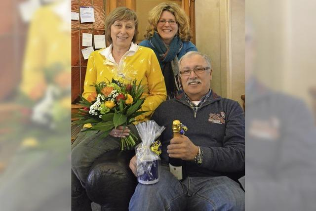 Die Hahns feiern 60 Jahre Ostermarkt