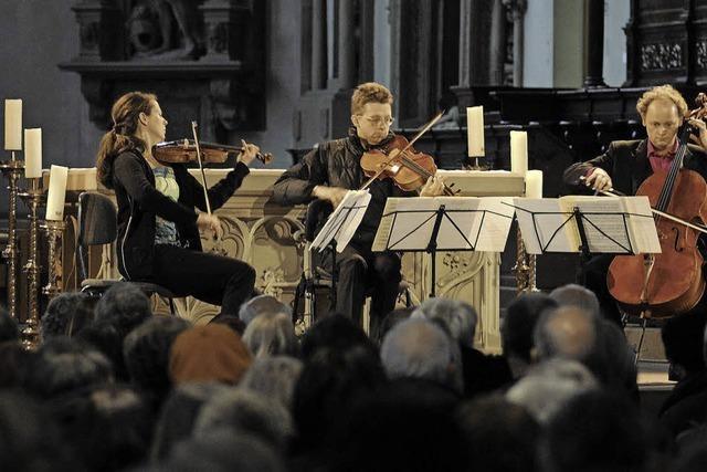 Ein Orchester zum Anfassen