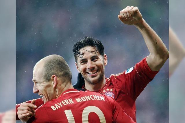 Bayern München: Der 99,99-Prozent-Meister