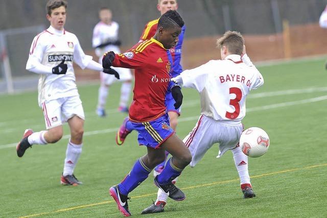 FC Basel gewinnt in Lörrach