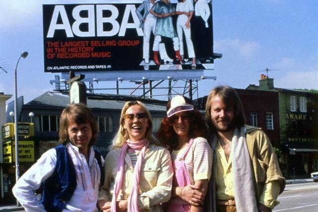 Stockholms Abba-Museum öffnet im Mai