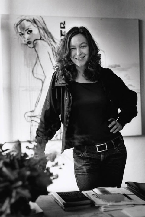 Monika Rinck erhält den Peter-Huchel-Preis  | Foto: Timm Kölln/SWR