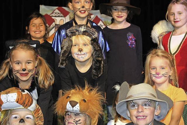 Kindertheaterkurs mit dem Galli-Theater