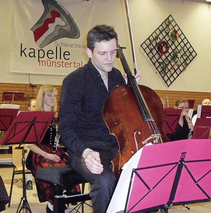 Schwarzwaldkapelle m nstertal ein cello das jodler for Grosartig grafgarten