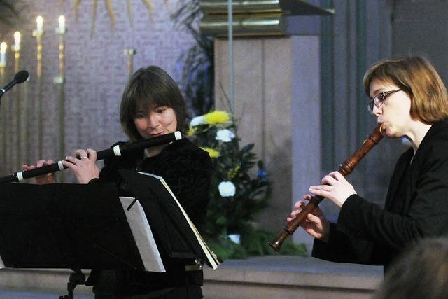 Ein Klang voller Harmonie