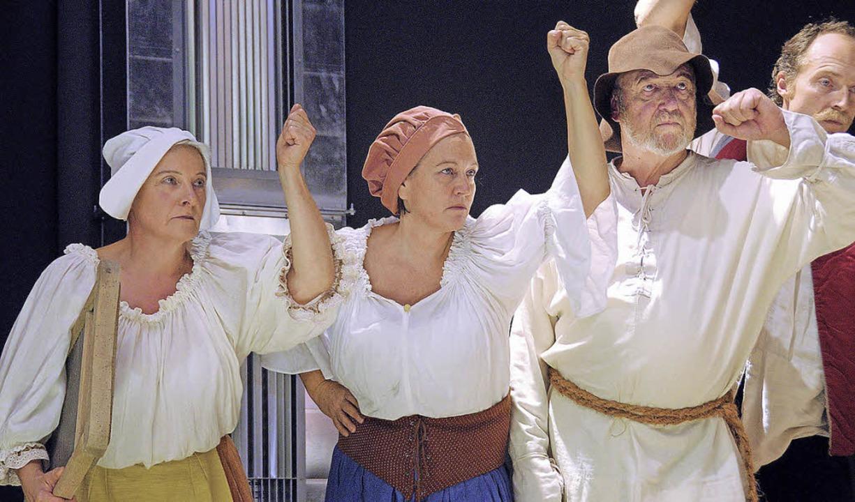 Zu den Jubiläumsfeiern in Mietersheim ...tück, es ist auch ein Film entstanden.  | Foto: Archiv: Wolfgang Künstle