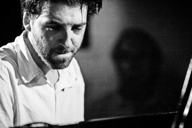 Der junge israelische Pianist Uri Gincel stellt sich im Jazztone vor