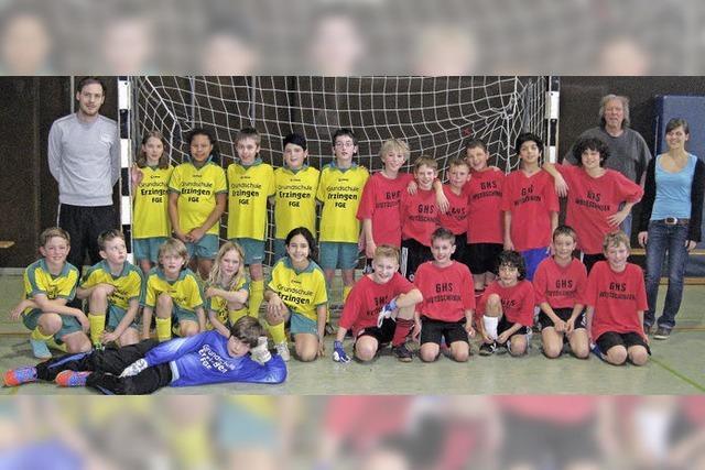 Alemannenschule holt den Siegerpokal