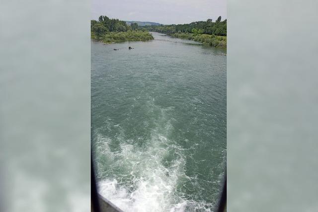 Wie der Rhein sich wandelte